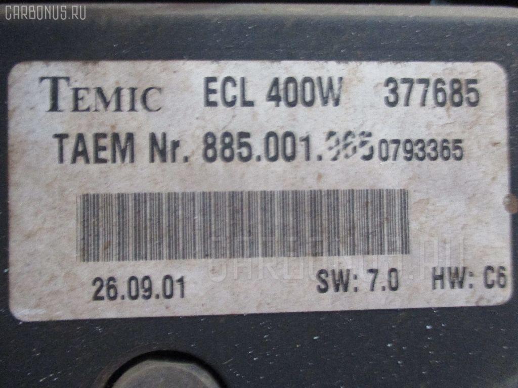 Вентилятор радиатора ДВС MERCEDES-BENZ C-CLASS W203.061 112.912 Фото 2