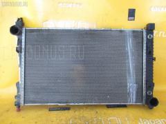 Радиатор ДВС Mercedes-benz C-class W203.061 112.912 Фото 2