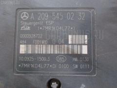 Блок ABS MERCEDES-BENZ C-CLASS W203.061 112.912 Фото 2