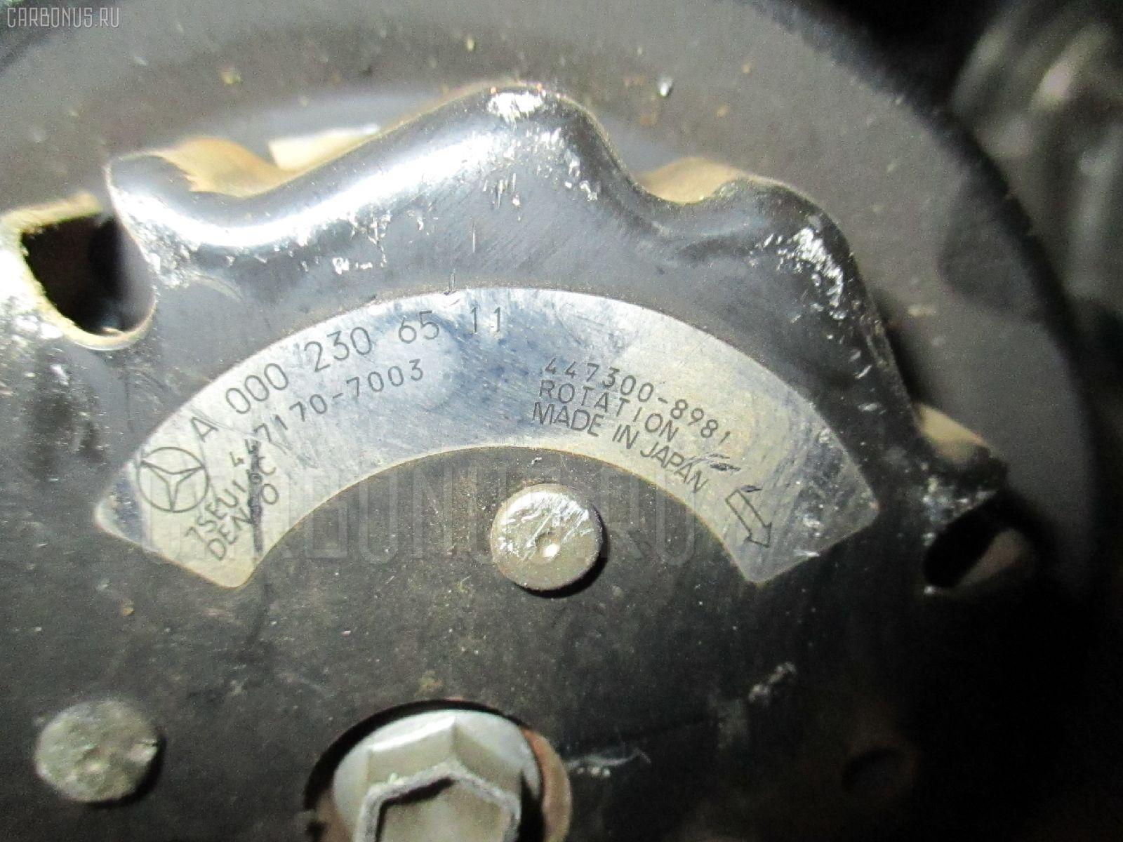 Компрессор кондиционера MERCEDES-BENZ C-CLASS W203.061 112.912 Фото 4
