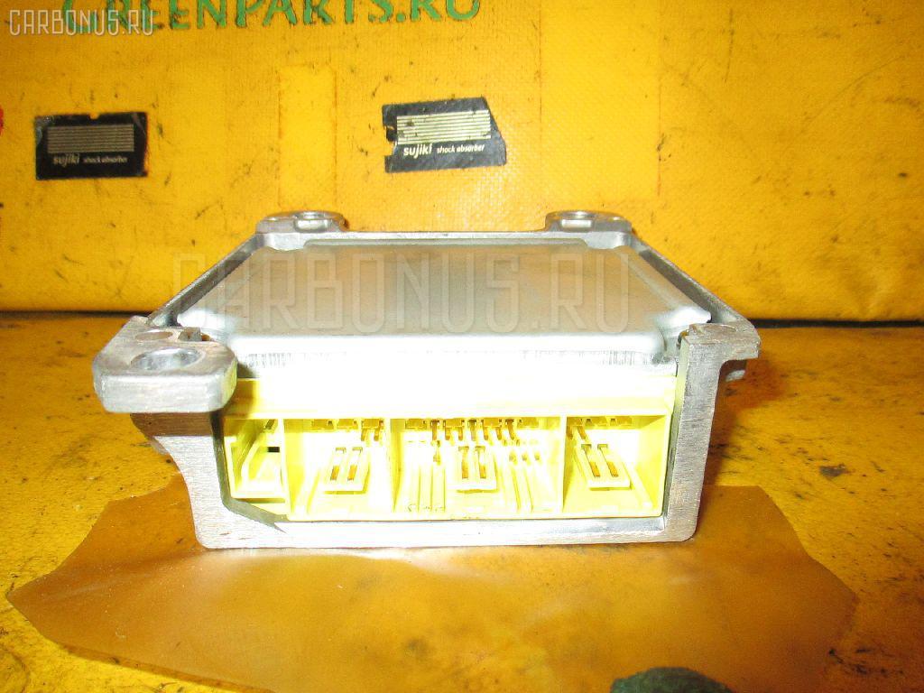 Блок управления air bag TOYOTA ALLION ZZT240 1ZZ-FE Фото 1