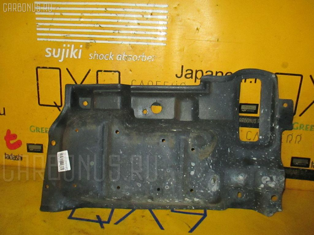 Защита двигателя TOYOTA PREMIO AZT240 1AZ-FSE. Фото 5