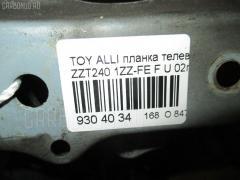 Планка телевизора Toyota Allion ZZT240 1ZZ-FE Фото 2