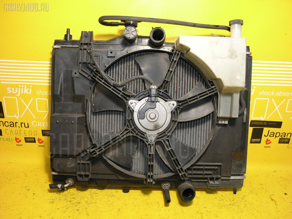 Радиатор ДВС NISSAN WINGROAD Y12 HR15DE Фото 1