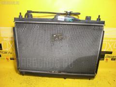 Радиатор ДВС Nissan Wingroad Y12 HR15DE Фото 2