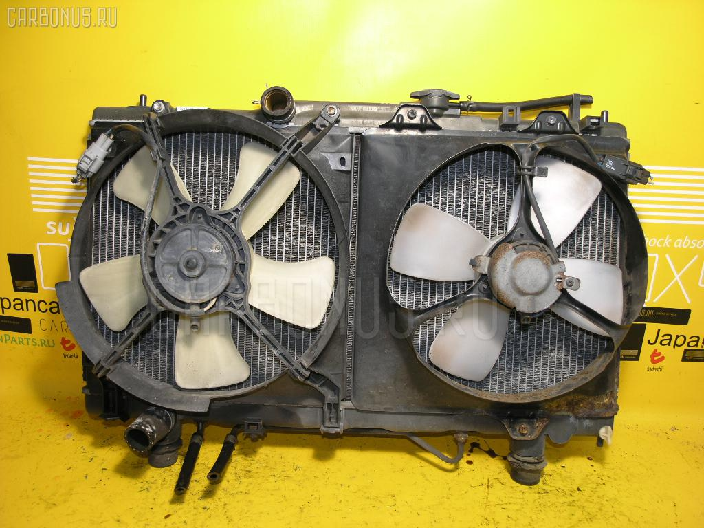 Вентилятор радиатора ДВС TOYOTA CALDINA ET196V 5E-FE Фото 3