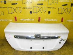 Крышка багажника Honda Fit aria GD8 Фото 1