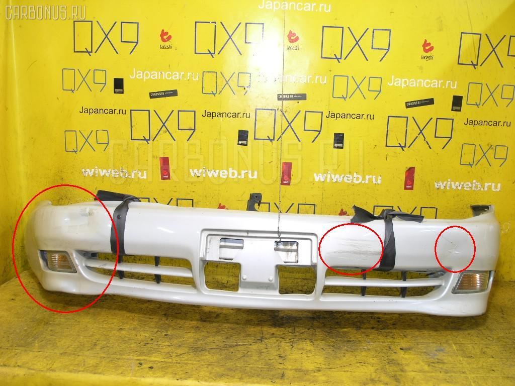 Бампер TOYOTA CHASER GX90 Фото 1