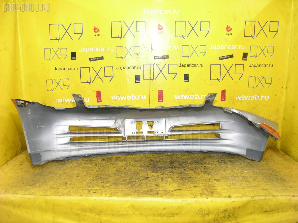Бампер NISSAN SKYLINE V35 Фото 3