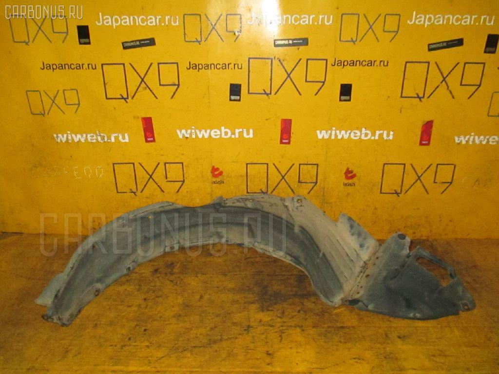 Подкрылок TOYOTA ALLEX NZE121 1NZ-FE. Фото 4