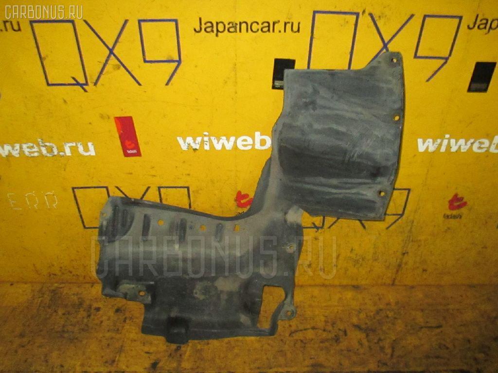 Защита двигателя TOYOTA VOXY AZR65G 1AZ-FSE. Фото 2
