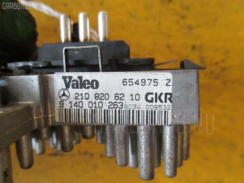 Регулятор скорости мотора отопителя MERCEDES-BENZ C-CLASS W202.020 111.941 Фото 1