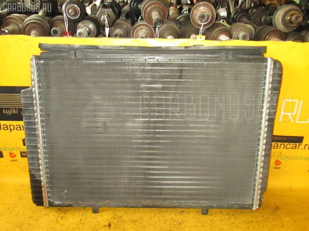 Радиатор ДВС MERCEDES-BENZ C-CLASS W202.026 112.910. Фото 9