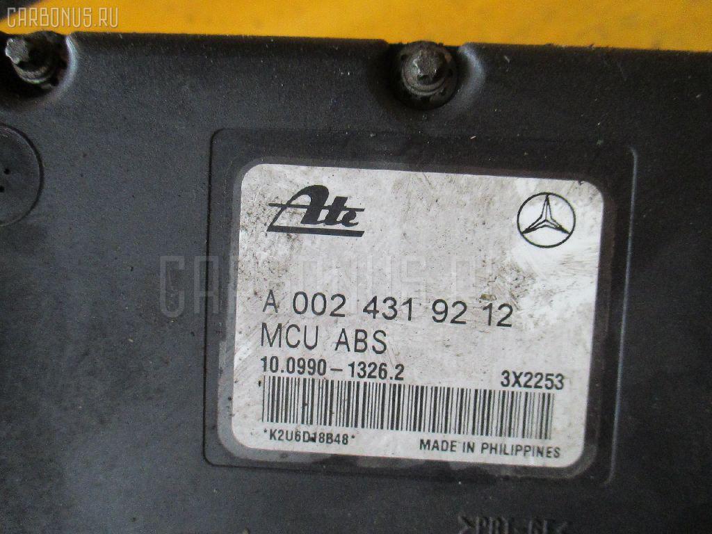 Блок ABS MERCEDES-BENZ C-CLASS W202.020 111.941 Фото 1