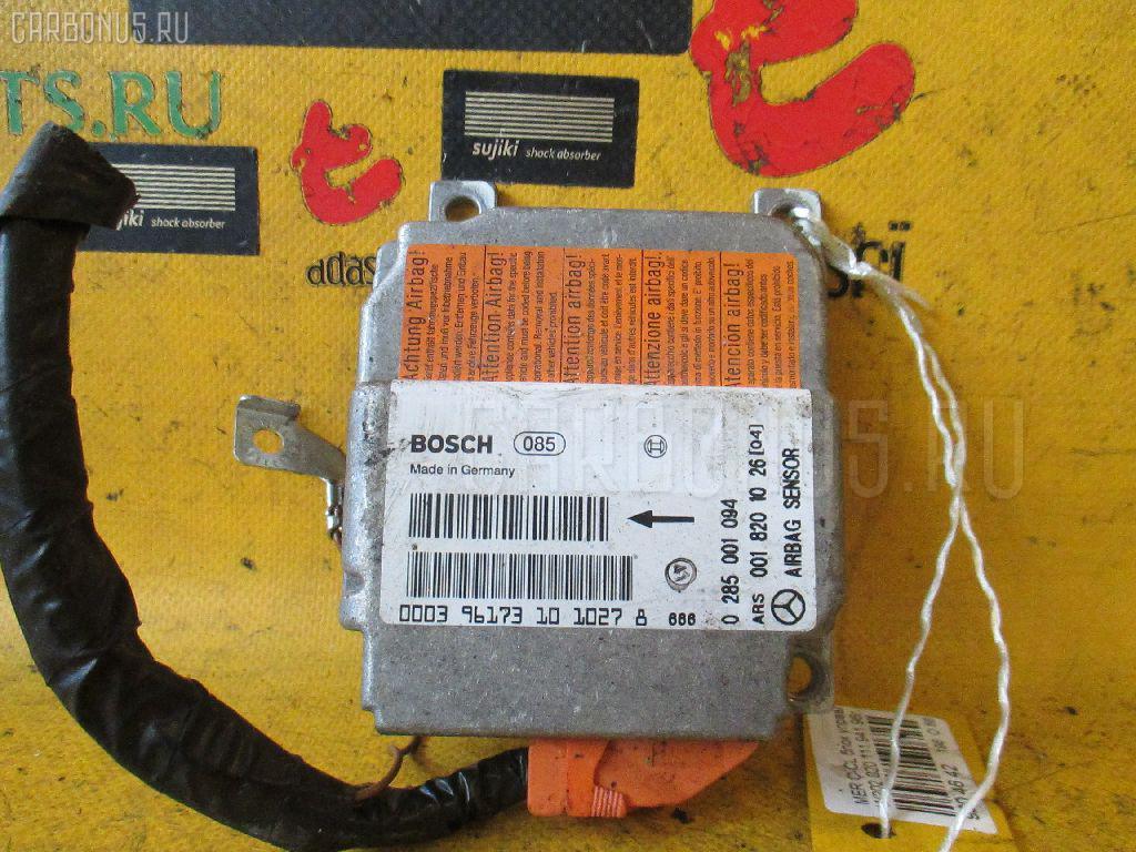 Блок управления air bag MERCEDES-BENZ C-CLASS W202.020 111.941 Фото 2