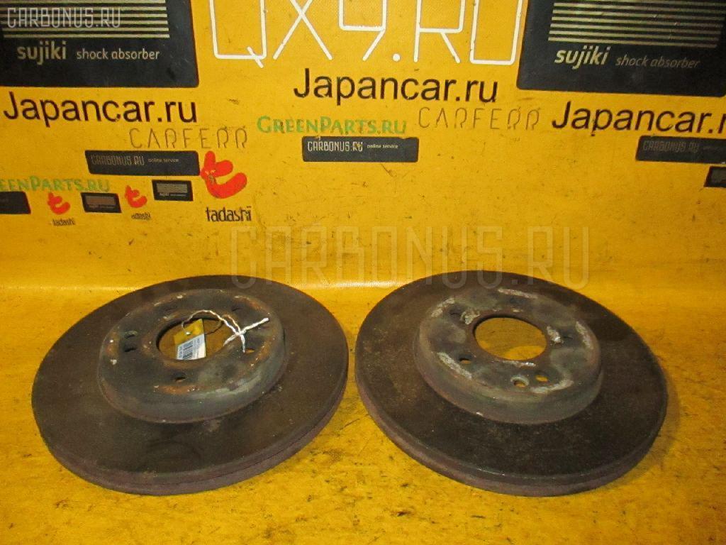 Тормозной диск Mercedes-benz C-class W202.020 111.941 Фото 1