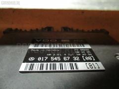 Блок EFI Mercedes-benz C-class W202.020 111.941 Фото 2