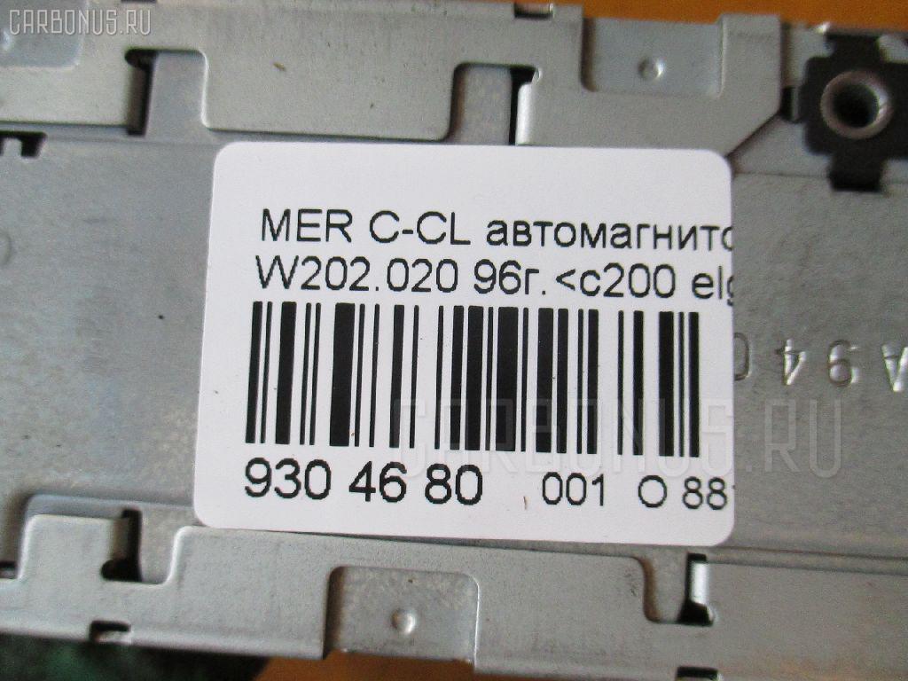 Автомагнитофон MERCEDES-BENZ C-CLASS W202.020 Фото 4
