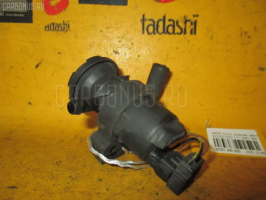 Клапан вентиляции топливного бака MERCEDES-BENZ C-CLASS W202.020 111.941 Фото 2