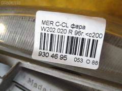 Фара Mercedes-benz C-class W202.020 Фото 4