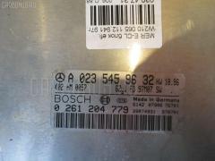 Блок EFI Mercedes-benz E-class W210.065 112.941 Фото 1