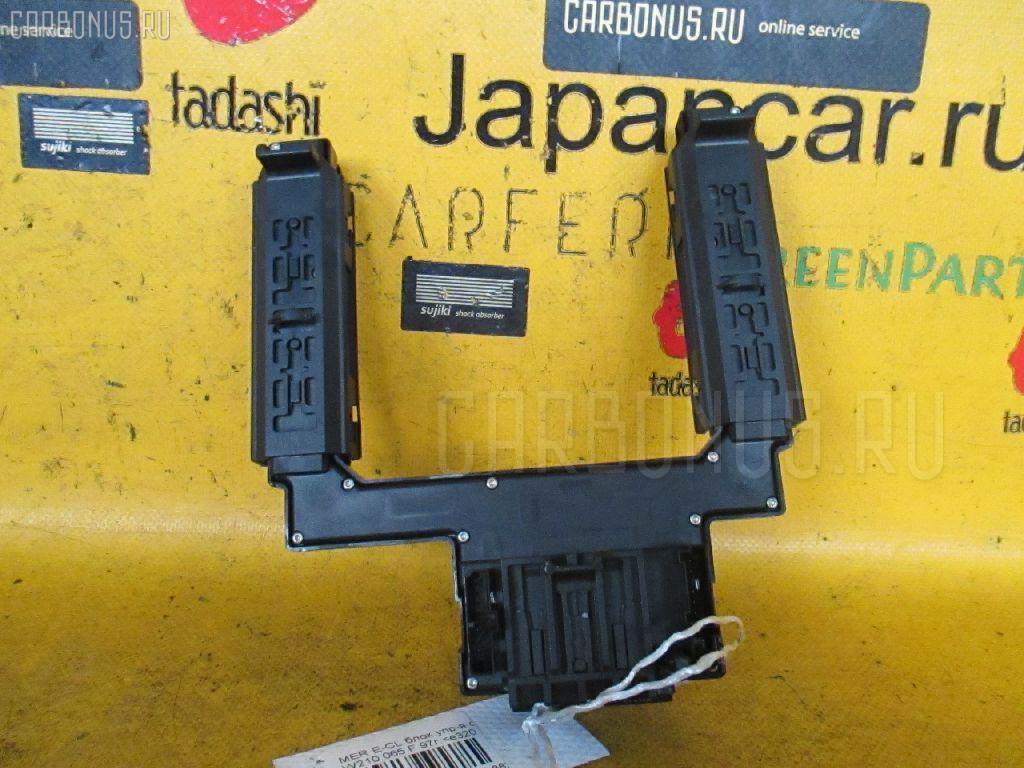 Блок упр-я стеклоподъемниками MERCEDES-BENZ E-CLASS W210.065 Фото 2