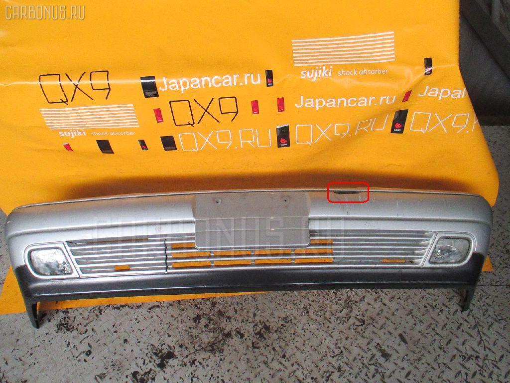 Бампер MERCEDES-BENZ E-CLASS W210.065. Фото 2