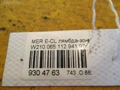 Лямбда-зонд MERCEDES-BENZ E-CLASS W210.065 112.941 Фото 2
