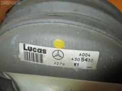 Главный тормозной цилиндр MERCEDES-BENZ E-CLASS W210.065 112.941 Фото 2