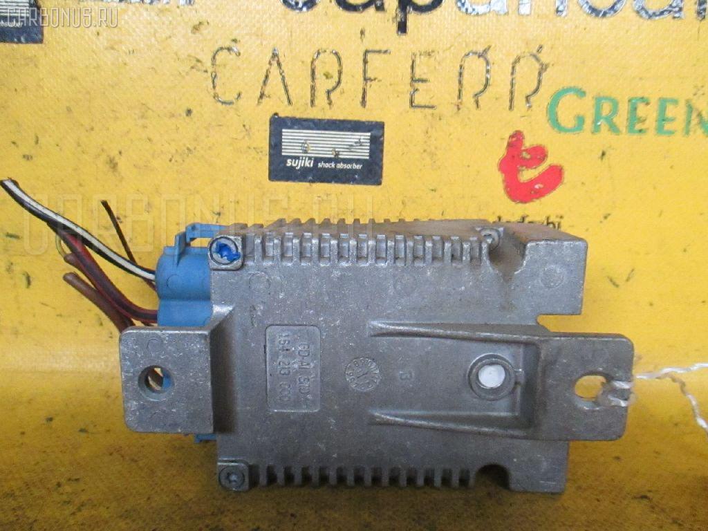 Блок управления вентилятором MERCEDES-BENZ E-CLASS W210.065 112.941 Фото 1