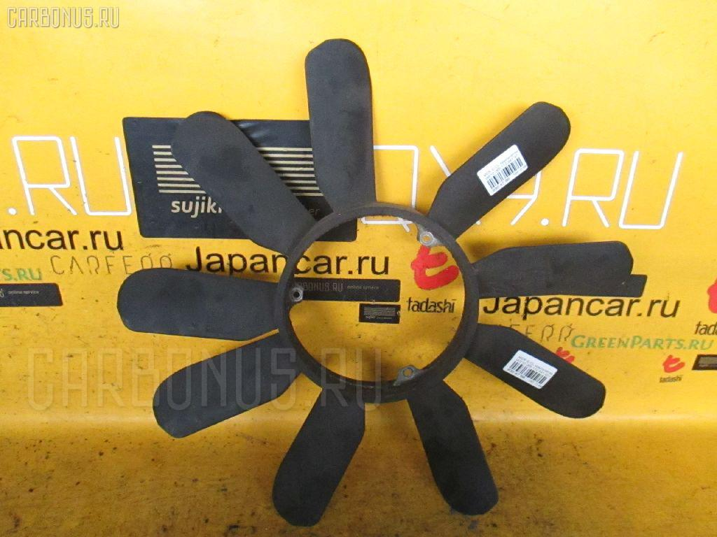 Крыльчатка вентилятора радиатора охл-ия MERCEDES-BENZ E-CLASS W210.065 112.941 Фото 1