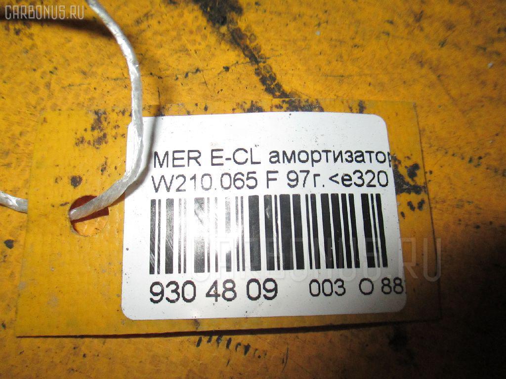 Амортизатор MERCEDES-BENZ E-CLASS W210.065 Фото 2