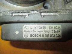Дроссельная заслонка MERCEDES-BENZ E-CLASS W210.065 112.941 Фото 1