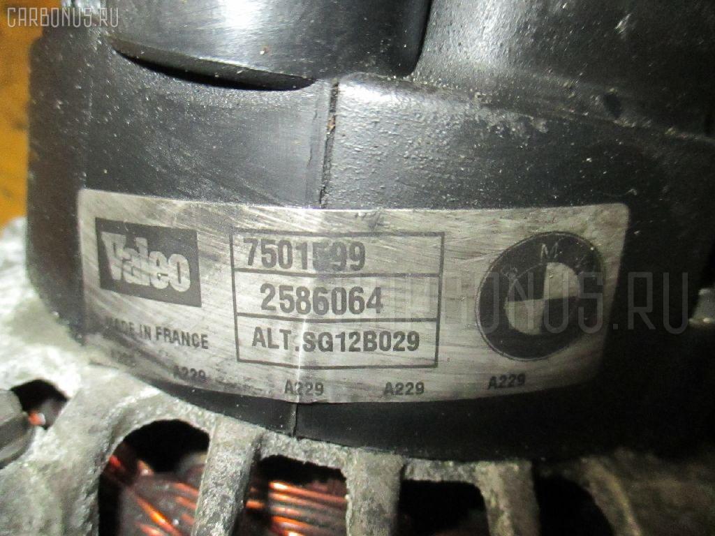 Генератор BMW 3-SERIES E46-ET16 M54-226S1 Фото 1