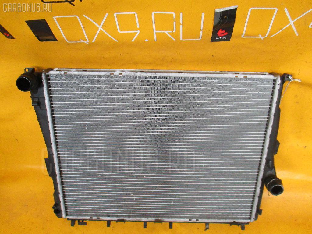 Радиатор ДВС Bmw 3-series E46-ET16 M54-226S1 Фото 1