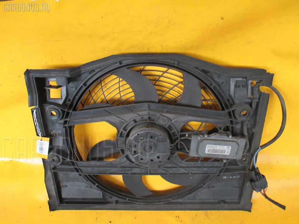 Вентилятор радиатора кондиционера BMW 3-SERIES E46-ET16 M54-226S1 Фото 1