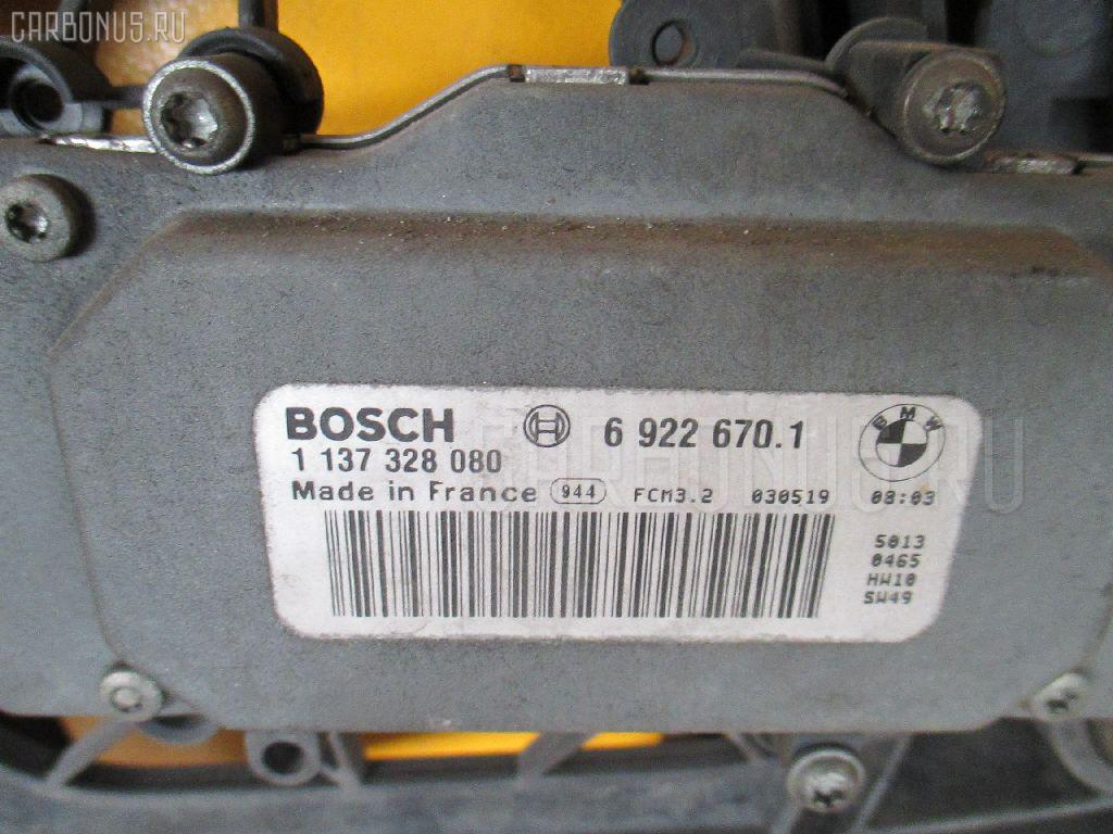 Вентилятор радиатора кондиционера BMW 3-SERIES E46-ET16 M54-226S1 Фото 2