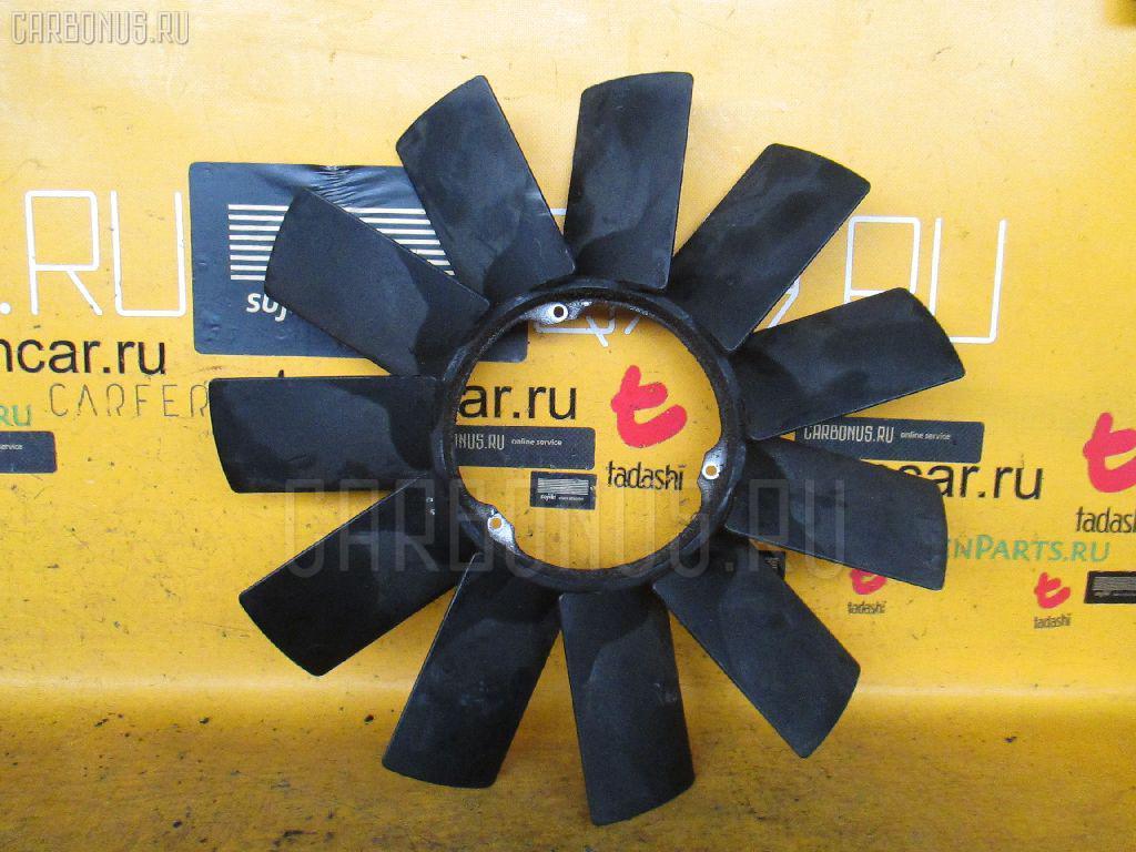 Крыльчатка вентилятора радиатора охл-ия BMW 3-SERIES E46-ET16 M54-226S1 Фото 2
