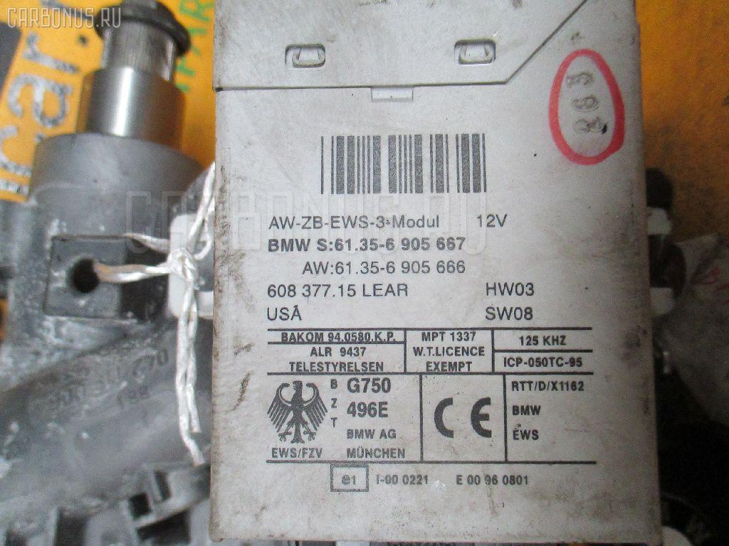 Замок зажигания BMW 3-SERIES E46-ET16 M54-226S1 Фото 1