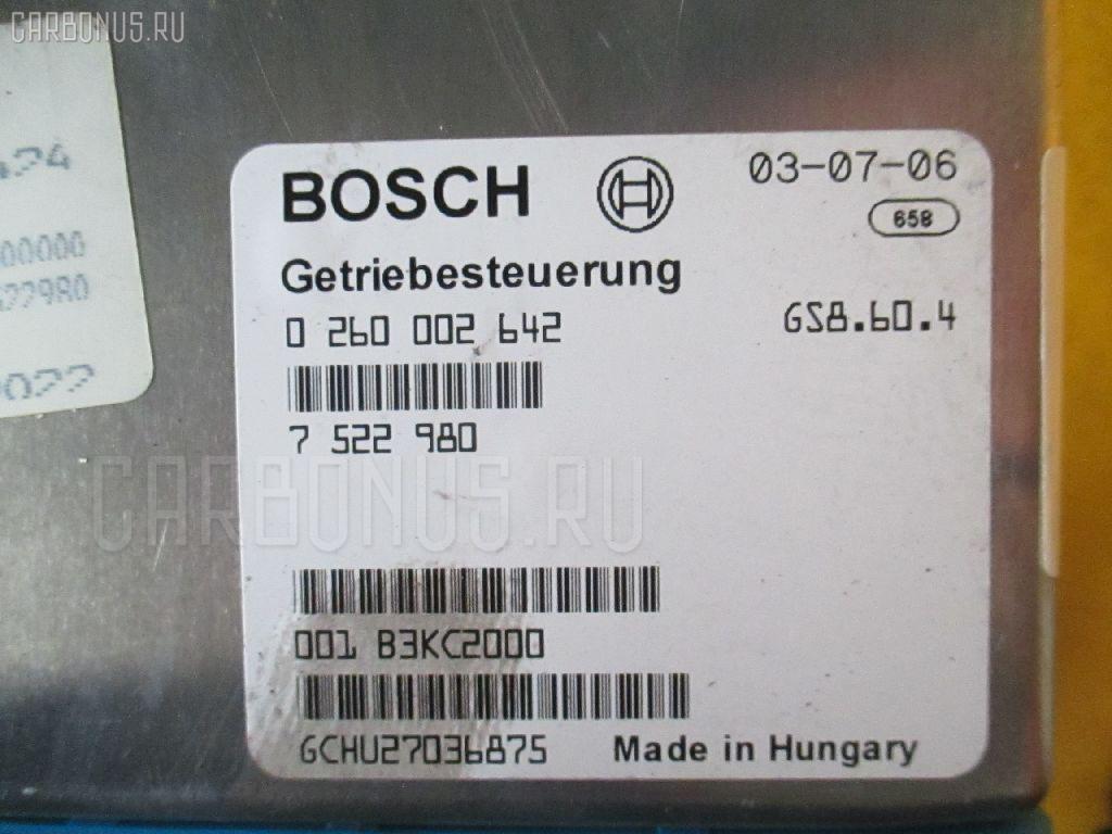 Блок управления АКПП Bmw 3-series E46-ET16 M54-226S1 Фото 1