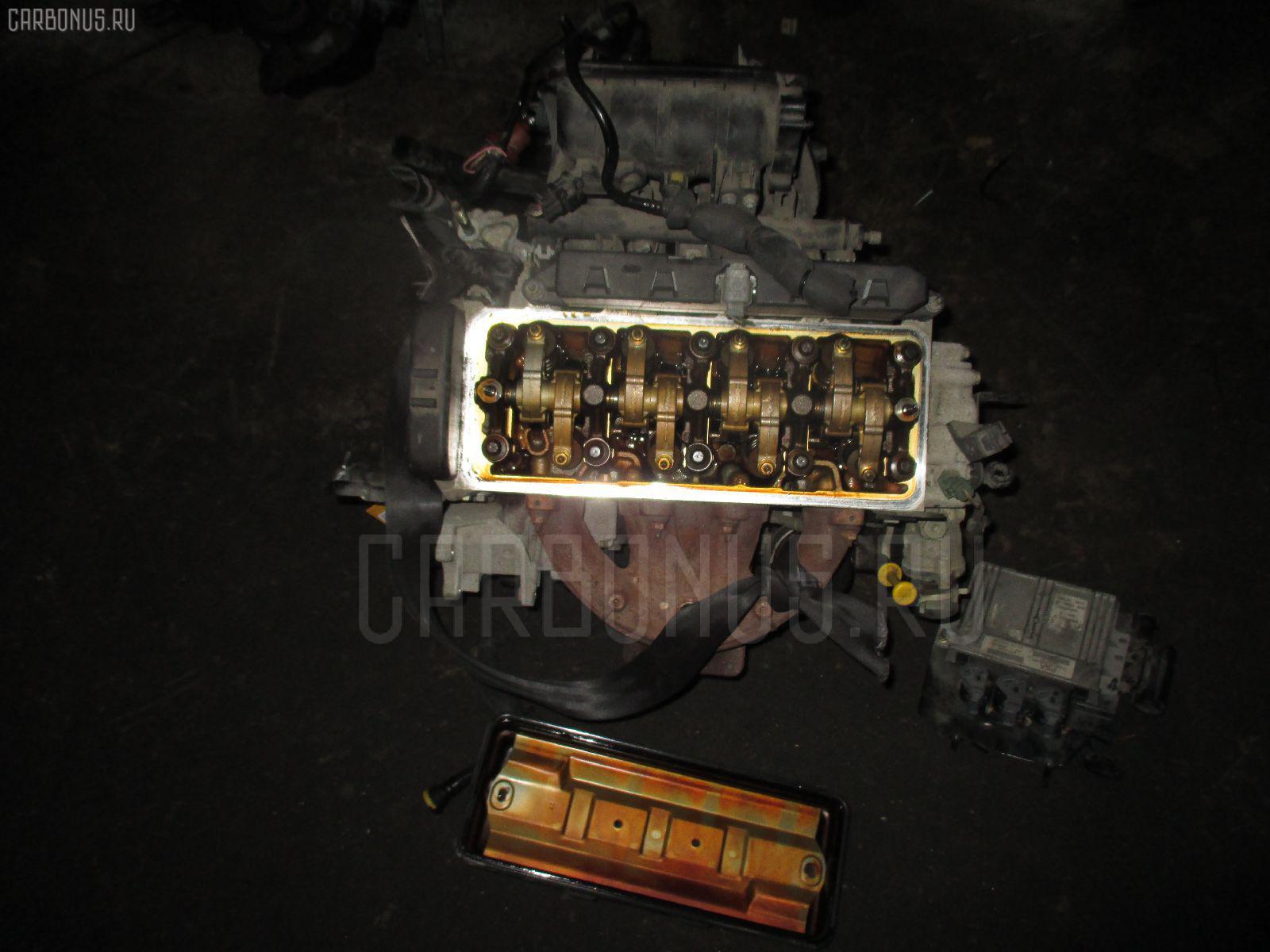 Двигатель PEUGEOT 206 2AKFW KFW-TU3JP Фото 1