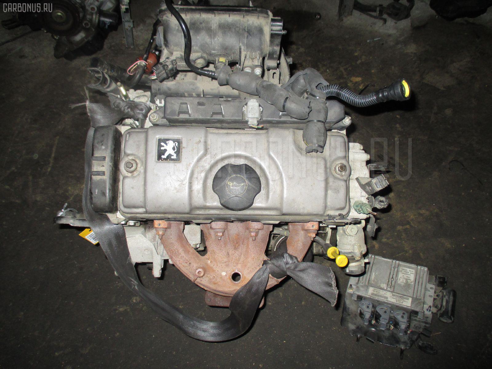 Двигатель PEUGEOT 206 2AKFW KFW-TU3JP Фото 2