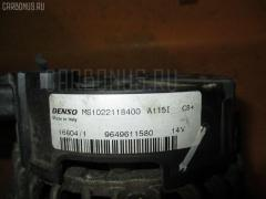Генератор PEUGEOT 206 2AKFW KFW-TU3JP Фото 1