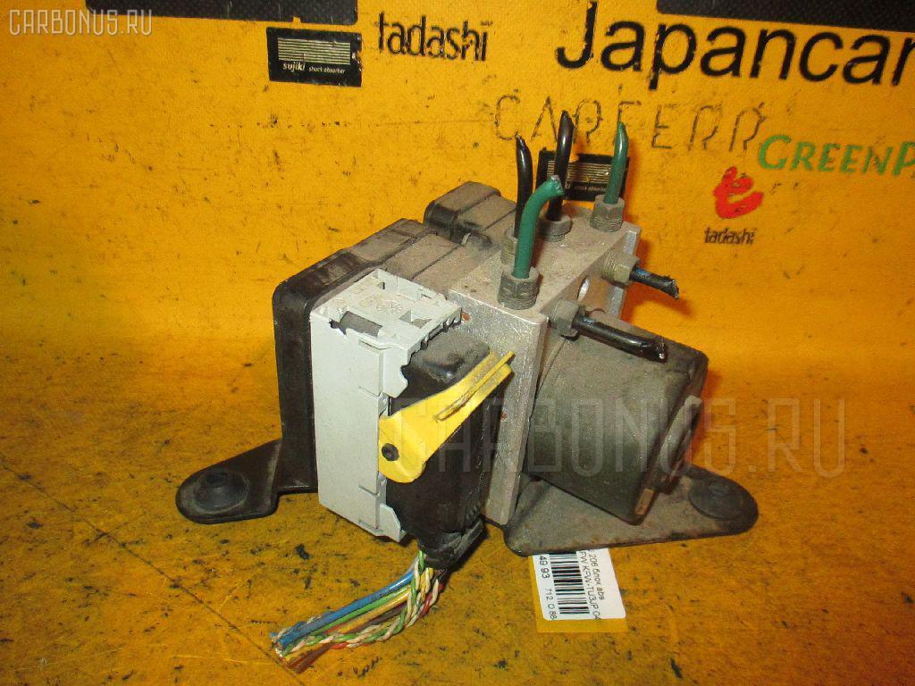 Блок ABS PEUGEOT 206 2AKFW KFW-TU3JP Фото 2