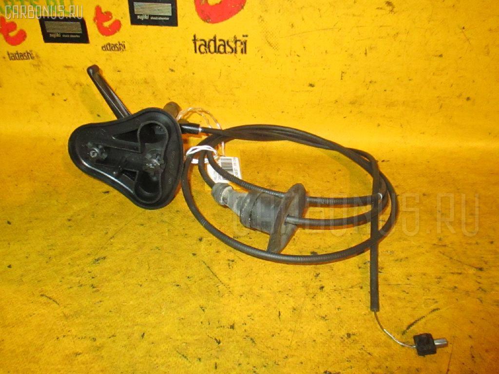 Тросик капота PEUGEOT 206 2AKFW Фото 2