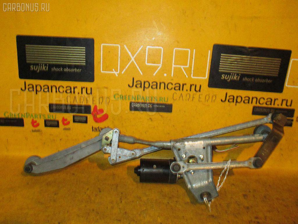 Мотор привода дворников PEUGEOT 206 2AKFW Фото 3