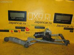 Мотор привода дворников PEUGEOT 206 2AKFW Фото 2