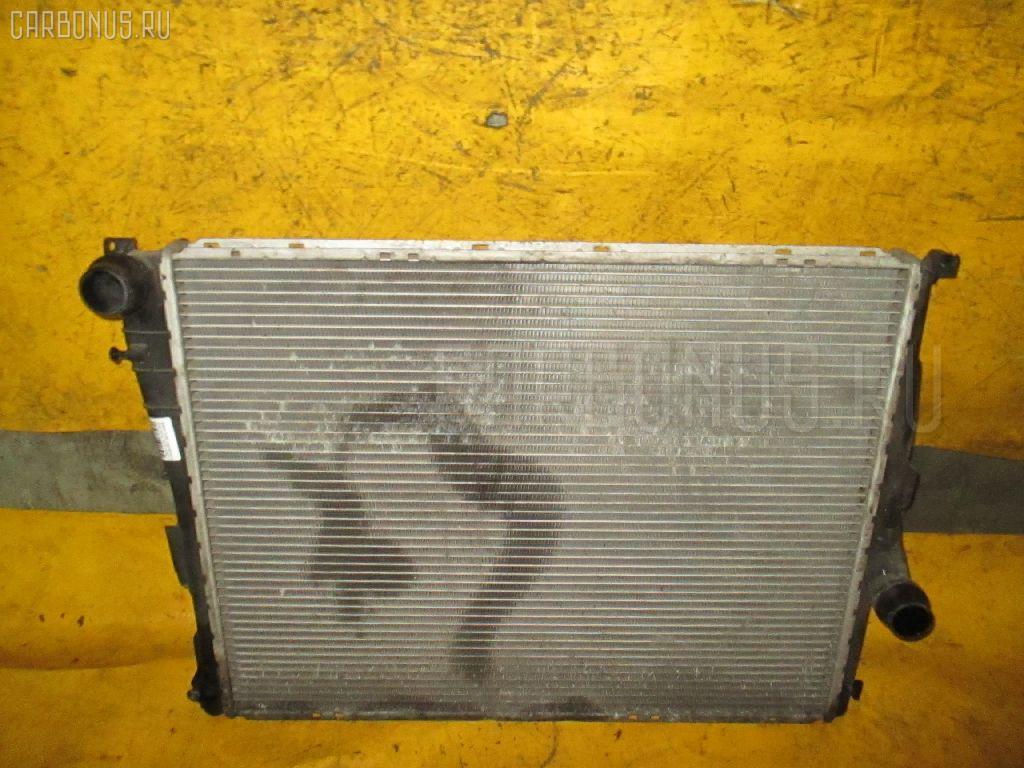 Радиатор ДВС BMW 3-SERIES E46-AP32 M43-194E1 Фото 1