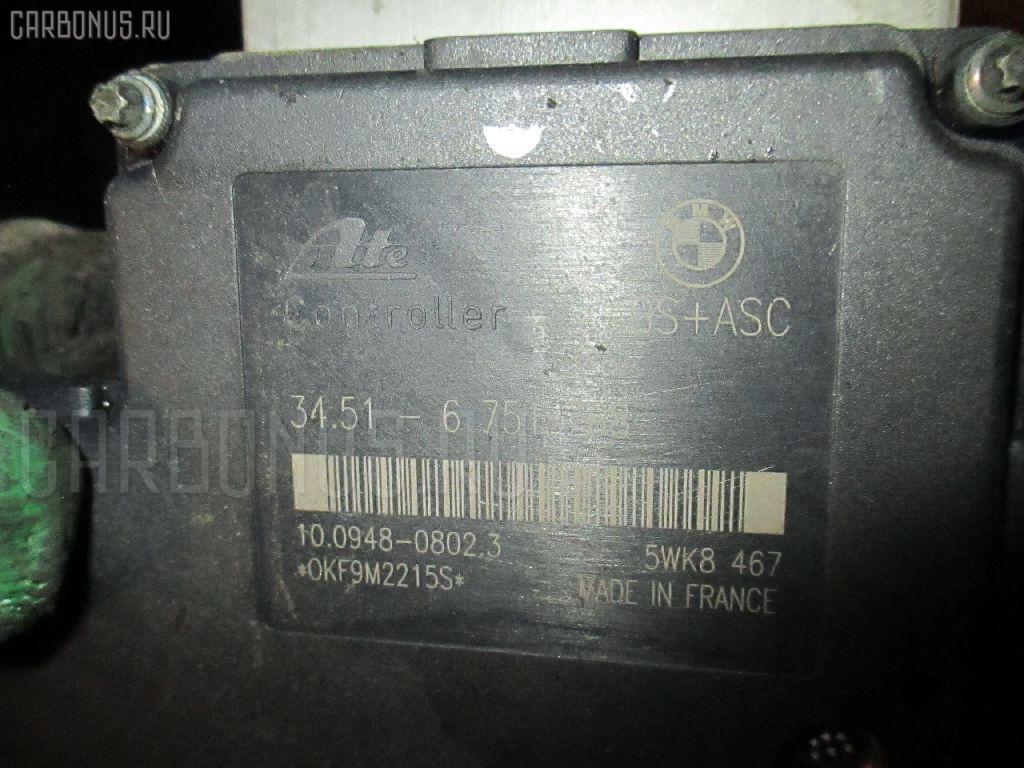 Блок ABS BMW 3-SERIES E46-AP32 M43-194E1 Фото 5