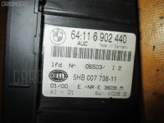 Блок управления климатконтроля Bmw 3-series E46-AP32 M43-194E1 Фото 1